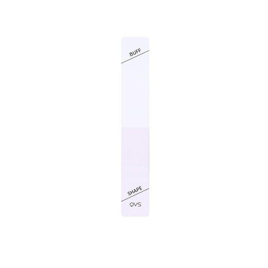 Pila de unghii 3 in 1, 142 mm - QVS