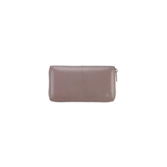 Set portofel, dama din piele roz - Zwilling Twinox