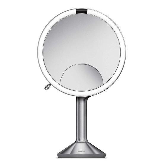 Oglinda cosmetica cu senzor, 23,2 cm - simplehuman
