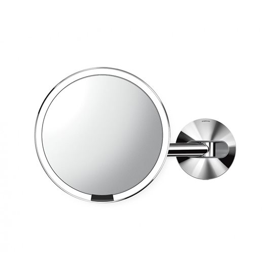 Oglinda cu senzor, 20 cm - simplehuman